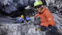 South Shore Glacier Walk and Ice Climbing from Reykjavik, Reykjavik, Bus & Minivan Tours
