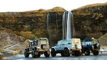 Volcano and Glacier Walk from Reykjavik by Super Jeep, Reykjavik, Day Trips