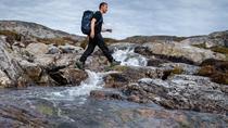 Hiking and Kayking in Oqaatsut