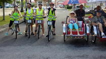 Wonderful George Town Bike Tour, Penang, Private Sightseeing Tours