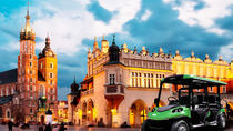 Krakow City Tour by Golf Cart, Krakow, City Tours