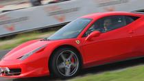 Racing Experience Test Drive Ferrari 458, Pavia, Adrenaline & Extreme