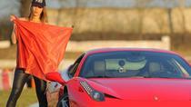 Racing Experience Test Drive Ferrari 458, Lake Maggiore, Adrenaline & Extreme