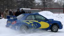 Rally Racing Course and Laps on ICE !!!, Pavia, 4WD, ATV & Off-Road Tours