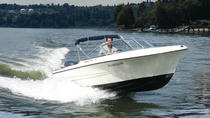Vancouver Self Drive 17-Foot Boat Rental, Vancouver, Boat Rental