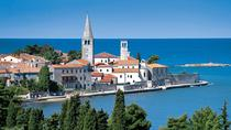 Porec to Pula Private One-Way Transfer, Porec