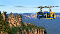 Blue Mountains Day Trip Including Parramatta River Cruise, Sydney, Hiking & Camping