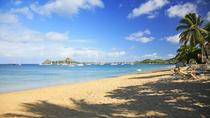 St Lucia Shore Excursion: North Island Tour with Creole Lunch at Reduit Beach, St Lucia, Southern ...