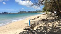Vigie Beach Day with Round Trip Transfer from St Lucia, St Lucia, Ports of Call Tours