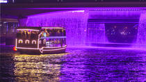 3-Hour Luxury Canal Buffet Cruise Including Glide under Dubai's Waterfall Bridge, ドバイ