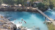 Blue Thermal Lagoon and Fevziye Village Day Trip from Dalyan, Muğla, Day Cruises