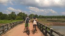 Cu Chi Tunnels by Bike from Ho Chi Minh City, Ho Chi Minh City, Day Trips