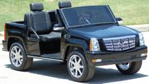 Electric Luxury Car Rental