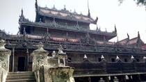Private Full-Day Mandalay and Mingun Tour Including Boat Ride, Mandalay, Private Sightseeing Tours