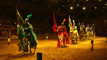 Medieval Show and Dinner at Castillo San Miguel with Transfer, Tenerife, Dining Experiences