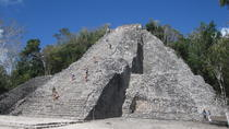 Coba Ruins, Tulum and Cenote Tankach-Ha from Playa del Carmen, Playa del Carmen, Day Trips