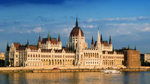 Budapest Combo: Hop-On Hop-Off Tour, Danube Sightseeing Cruise, Coffee and Cake, and Typical...