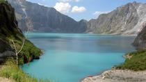 Private Mt. Pinatubo Crater Trekking in One Day from Manila