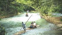 Irie Adventure - Martha Brae Rafting and Dunn's River Falls, Montego Bay, 4WD, ATV & Off-Road Tours