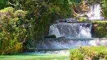 Ocho Rios Super Saver Green Grotto Caves plus Dunn's River Falls from Ocho Rios, Ocho Rios,...