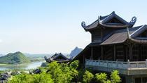 2 days Bai Dinh pagoda - Trang An - Tam Coc - Bich Dong pagoda and Hoalu temple tour, Hanoi,...