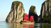 3-Day Luxury Cruise from Hanoi Exploring Halong and Lan Ha Bays with Kayaking or Bamboo Boat Rides, ...