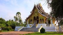 Full-Day Pak Ou Caves and Luang Prabang Bike Tour, Luang Prabang, Day Trips