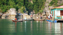 Halong Bay Full-Day Cruise with Bamboo Boat Ride or Kayaking, Hanoi