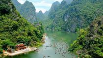 Hoa Lu - Trang An Ninh Binh day tour, Hanoi, Full-day Tours