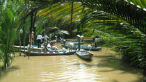 Private Tour: Mekong Delta Boat Cruise with Cu Chi Tunnels , Ho Chi Minh City, Private Day Trips