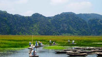 Van Long - Kenh Ga Ninh Binh day tour, Hanoi, Bus & Minivan Tours