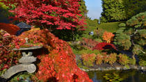 Butchart Gardens in the Fall, Shuttle with commentary from downtown Hotels, Victoria, Cultural Tours