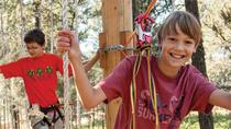 Kelowna Monkido Kid Aerial Adventure , Kelowna & Okanagan Valley, Ziplines
