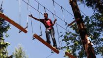 Maple Ridge Aerial Adventure Course, Vancouver, Obstacle Courses