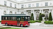 Scenic Overview of Newport Trolley Tour, Newport, City Tours