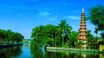 Hanoi Private City Tour Including Evening Food Tour, Hanoi, Private Sightseeing Tours