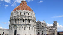 Cultural Walking Tour of Pisa with Leaning Tower of Pisa Entry Ticket, Pisa