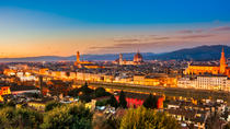 Florence Evening Segway Tour with Piazzale Michelangelo and Gelato, Florence, Walking Tours