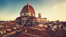 Florence Super Saver: Florence Walking Tour plus Tuscan Cooking Class with Dinner, Florence, ...