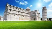 Pisa, Lucca and Forte dei Marmi Semi-Independent Tour by Minivan from Florence, Florence, Walking ...