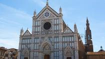 Private Guided Visit of Florence's Santa Croce Basilica and its Ancient Leather School, Florence, ...