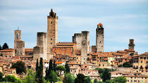 Siena with Palio's Contrada, San Gimignano and Chianti, Day Trip from Florence with Wines and Food...