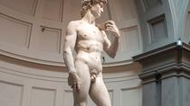 Skip the Line Accademia Gallery Admission and Florence Walking Tour, Florence, Walking Tours