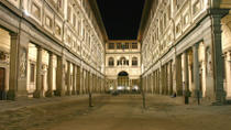 Sla de wachtrij over: tickets voor galerie Uffizi in Florence, Florence, Attraction Tickets