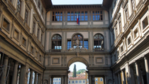 Spring køen over: Firenze - tur til Uffizi-galleriet, Florence, Literary, Art & Music Tours