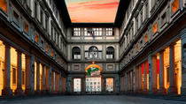 Uffizi Gallery Guided Visit at Sunset with Aperitif or Dinner, Florence, Literary, Art & Music Tours