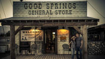 Ghost Hunt in Goodsprings from Las Vegas, Las Vegas, Ghost & Vampire Tours
