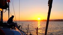 Sunset Sailing Tour On The Tagus River, Lissabon