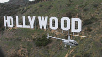 Helikoptervlucht Hollywood Strip, Los Angeles, Helikopterrondvluchten