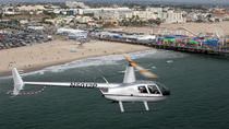 Los Angeles Beach Cities Helicopter Flight, Los Angeles, Private Sightseeing Tours